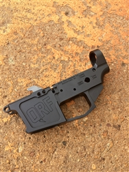 Quiet Riot Firearms QRF-9 Glock Mag Billet Lower Receiver