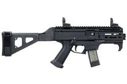 Cz scorpion Evo micro pistol with folding SB brace