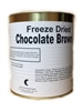 Military Surplus Freeze Dried Brownies