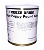 Military Surplus Freeze Dried Orange Poppyseed Pound Cakes