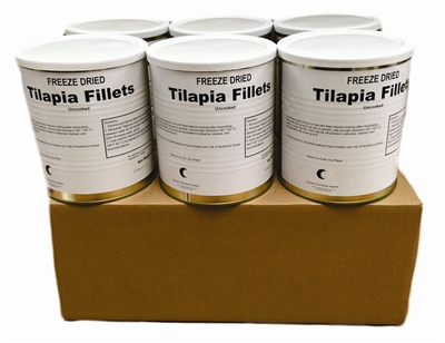 Military Surplus Tilapia Fillets