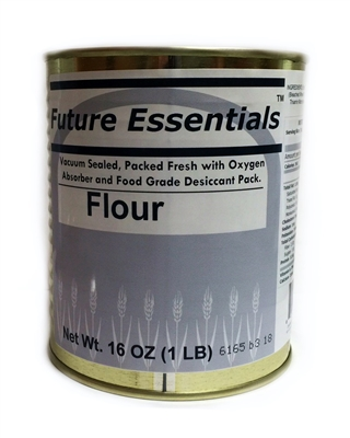 Future Essentials Canned White Flour