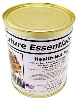 Future Essentials Health-Nut Mix