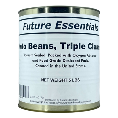 Future Essentials Pinto Beans