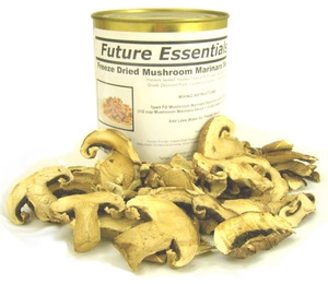 Future Essentials Freeze Dried Mushroom Marinara Sauce
