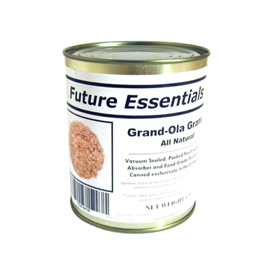 "Future Essentials ""Grand-Ola"" All Natural Granola"