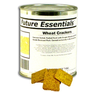 Future Essentials Thin Wheat Crackers