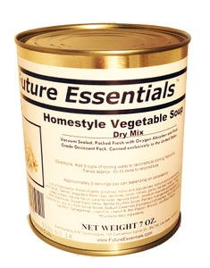 Future Essentials Homestyle Garden Vegetable Soup