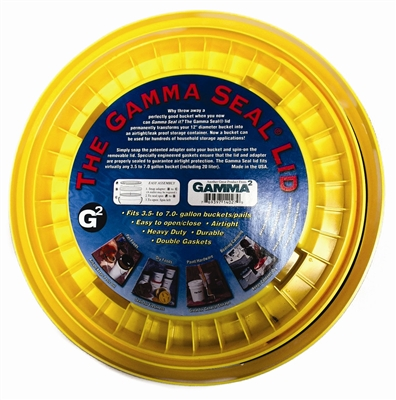 Gamma Seal Screw On Bucket Lid