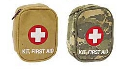The Soldier First Aid Pouch