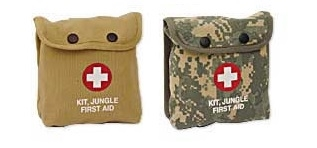 The Jungle First Aid Pouch