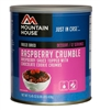 Mountain House Freeze Dried Raspberry Crumble