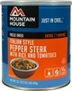 Mountain House Freeze Dried Italian Pepper Steak with Rice and Tomatoes
