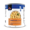 Mountain House Freeze Dried Scrambled Eggs with bacon #10 Can