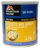 Mountain House Freeze Dried Biscuits & Gravy #10 Can