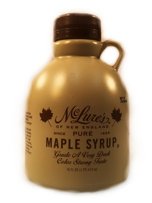Very Dark Maple Syrup