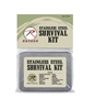 Rothco Stainless Steel Survival Kit