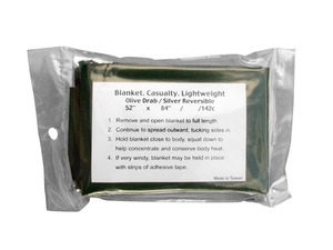 G.I. Lightweight Survival Blanket