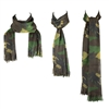 Italian Special Forces Woodland Camo Sniper Scarf Shemagh
