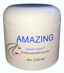 Emu oil amazing facial cream