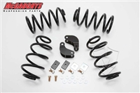 "2007-14 Chevy Tahoe, Suburban, Avalance, Escalade, Denali, Yukon, Yukon XL Lowering Kit 2"" Front, 3"" Rear 07T23ELD (07-14 TAHOE/SUB 2WD ONLY, 2/3"" ECON., FACTORY SHOCKS=NOT AIR)"
