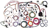 American Autowire Complete Wiring Kit - 1970-72 Monte Carlo