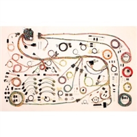 American Autowire Complete Wire Kit 1967-1975 Mopar A-Body Classic Update Kit