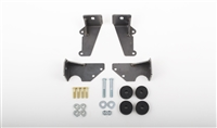 TURBO MOUNTS FOR ORIGINAL BELL HOUSING, 55-57 CHEVY CAR