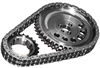 ROL-CS10005 Rollmaster - Timing Chain Set - Double Roller - LS2 3 Bolt 1X Cam Reluctor - Gold Series