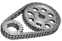 ROL-CS10030 Rollmaster - Timing Chain Set - Double Roller - SBF 302/351W EFI - Gold Series