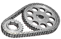 ROL-CS10060 Rollmaster - Timing Chain Set - Double Roller - SBF 351C - Gold Series