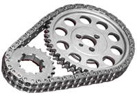 ROL-CS1050 Rollmaster - Timing Chain Set - Double Roller - SBC V8 262-400 - Gold Series