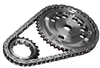ROL-CS1197 Rollmaster - Timing Chain Set - Single Roller - SBC GEN4 - 1 Bolt 4X Cam Reluctor - Red Series