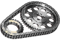 ROL-CS2020 Rollmaster - Timing Chain Set - Double Roller - BBC V8 396-454 - Red Series