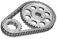 ROL-CS3020 Rollmaster - Timing Chain Set - Double Roller - SBF 302/351W CARB - Gold Series