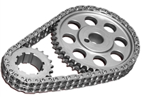 ROL-CS3060 Rollmaster - Timing Chain Set - Double Roller - SBF 302/351W EFI - Gold Series