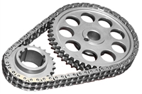 ROL-CS3130 Rollmaster - Timing Chain Set - Double Roller - SBF 351C - Gold Series