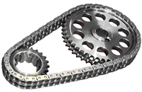 ROL-CS4000 Rollmaster - Timing Chain Set - Double Roller - BBF V8 429-460 - Red Series