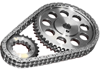 ROL-CS4040 Rollmaster - Timing Chain Set - Double Roller - Ford FE V8 - Red Series