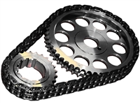 ROL-CS5100 Rollmaster - Timing Chain Set - Double Roller - BBM V8 1 Bolt - Red Series