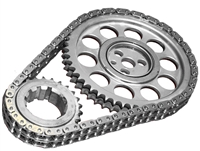 ROL-CS5150 Rollmaster - Timing Chain Set - Double Roller - BBM V8 3 Bolt - Gold Series