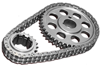 ROL-CS7051 Rollmaster - Timing Chain Set - Double Roller - Pontiac V8 287-455 - Gold Series