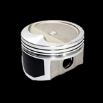 Chevy 350 -15.0cc Wiseco Dish Top Pro Tru Pistons