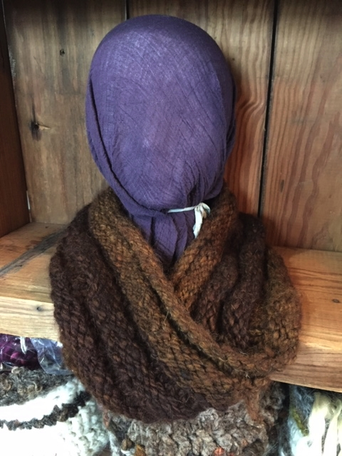 Mobius Knit Cowl