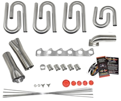 BMW M30 Custom Turbo Header Build Kit