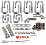 Cadillac 500 Custom Turbo Header Build Kit