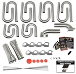 Ferrari 458 Custom Turbo Header Build Kit