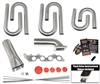 Ford 2.3L I4 16V DOHC-EFI Custom Turbo Header Build Kit