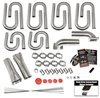 Ford 4.6L Modular V-8 Custom Turbo Header Build Kit