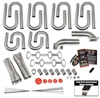 Ford FE 428 High Rise Custom Turbo Header Build Kit